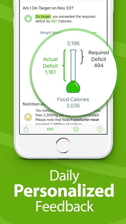 Calorie Counter PRO MyNetDiary screenshot-4