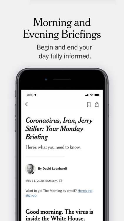 The New York Times screenshot-1