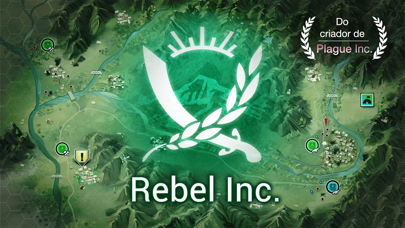 Screenshot for Rebel Inc. in Brazil App Store