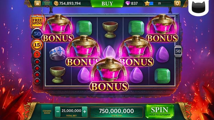 ARK Slots - Wild Vegas Casino screenshot-5