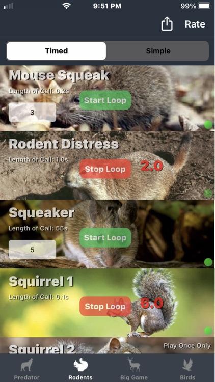 Predator & Coyote Calls screenshot-3