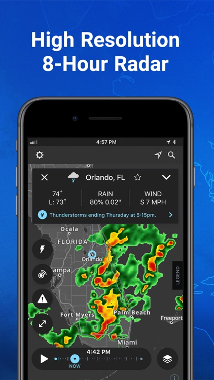 Storm Radar: Weather Tracker screenshot-7