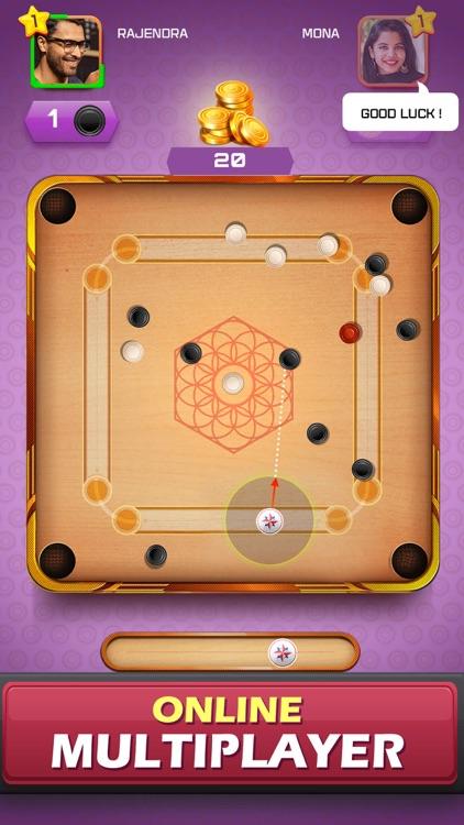 Carrom Friends : Board Game screenshot-0