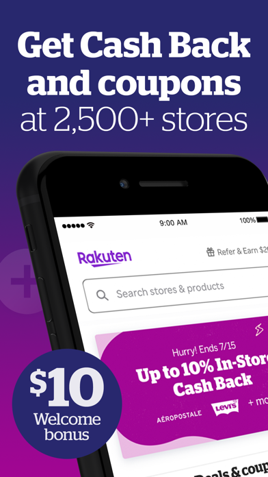 Rakuten: Cash Back & Coupons wiki review and how to guide
