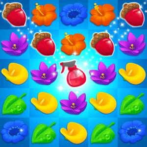 Flower Legends Match 3