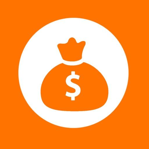 毎日家計簿 - 簡単人気予算も外貨も複数帳簿も対応