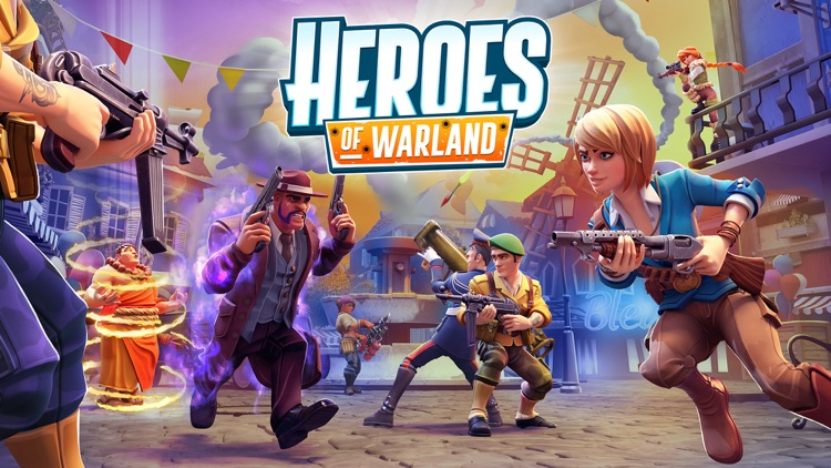Heroes of Warland screenshot-5
