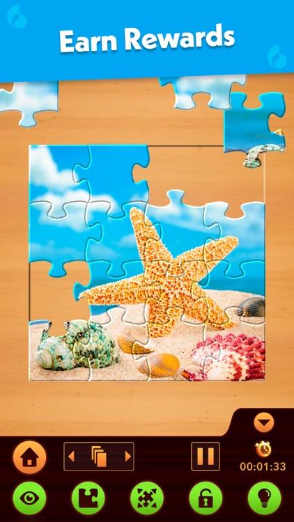 Jigsaw Puzzle Pro screenshot-6