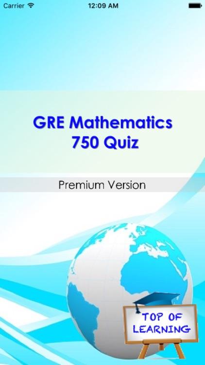 GRE Mathematics screenshot-4