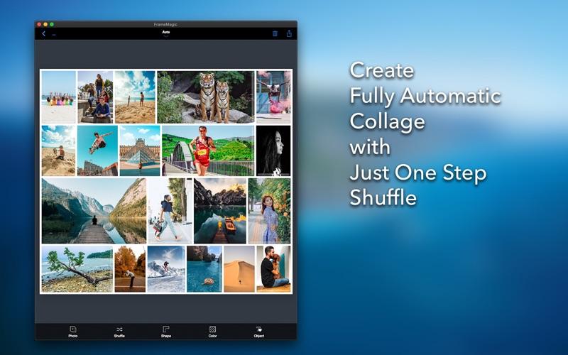 FrameMagic скриншот программы 10