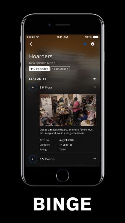 A&E - TV Shows & Full Episodes screenshot-3