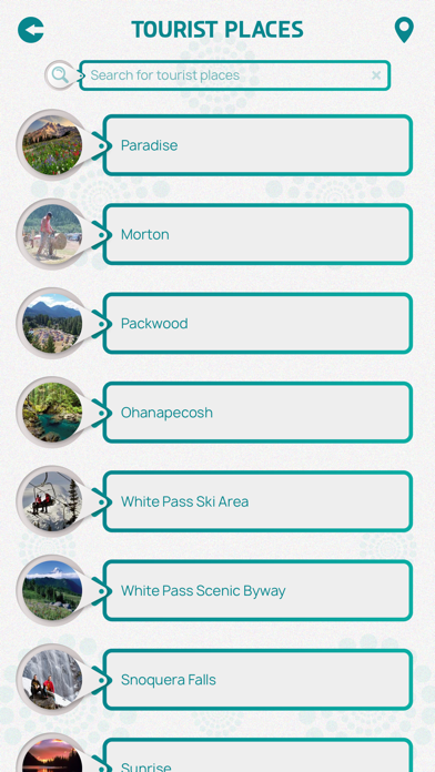 Mount Rainier screenshot 3