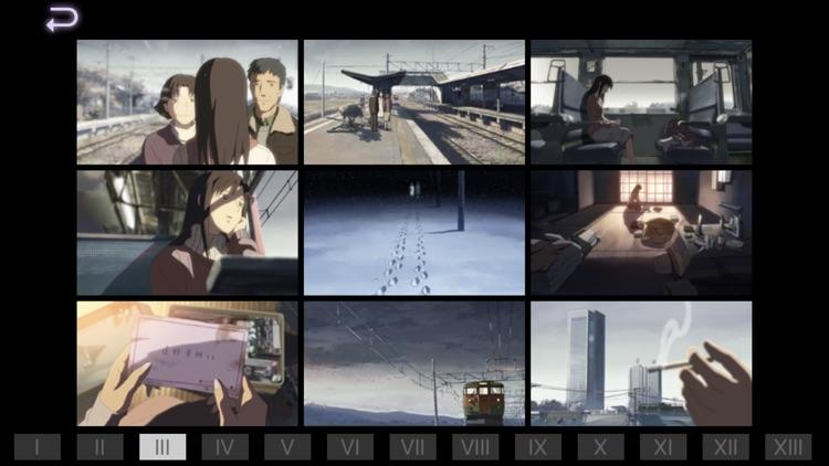 5cm per Second Film Book Ⅲ screenshot-3