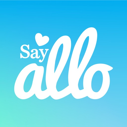 Say Allo: Meet Someone New