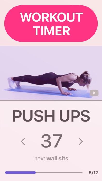 EYL - Full Body Workout Plans screenshot-4