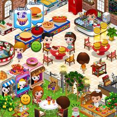 Cafeland - Jeu de Restauration