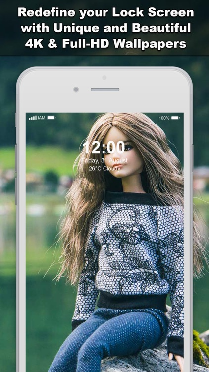 Girly Wallpapers for Girls HD screenshot-3