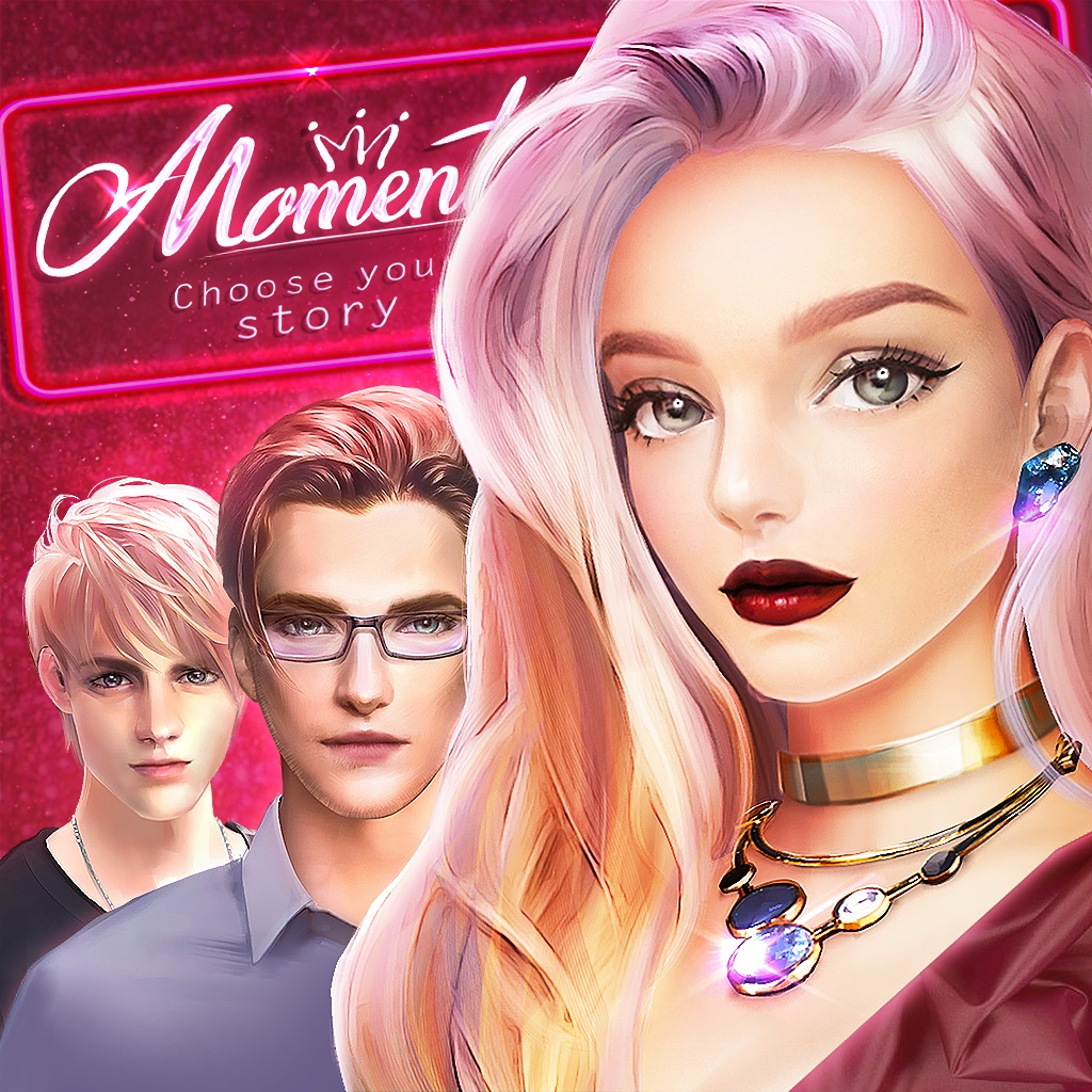 Moments: Choose Your Story img