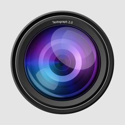 Textograph Pro: Text on Photo