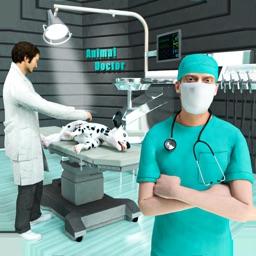 Virtual Pet Care Hospital Sim