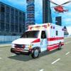 市 救急車 救援 運転