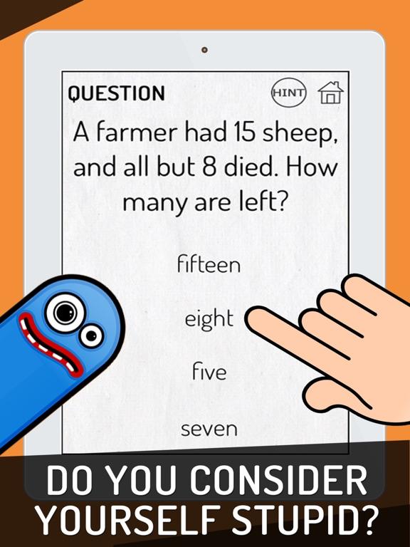 Stupid Test! на iPad