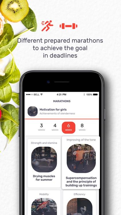 D-Fitness - Workout Trainer screenshot-4