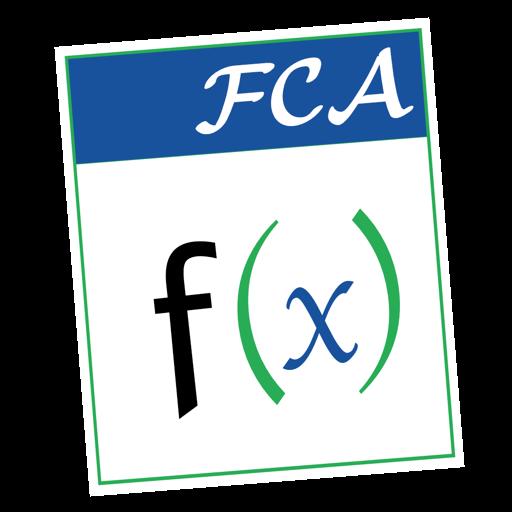Pizarra aritmética FCA for Mac