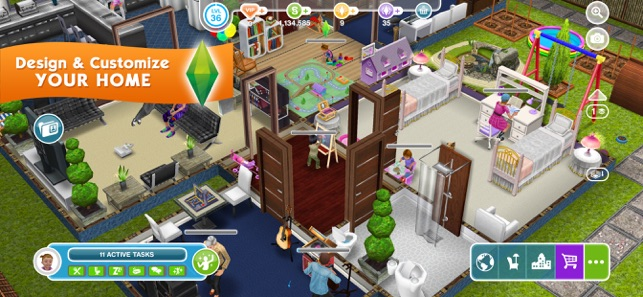 sims freeplay pc