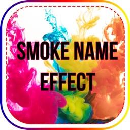 Smoke Name Effect