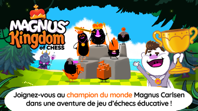 Screenshot #1 pour Magnus Kingdom of Chess