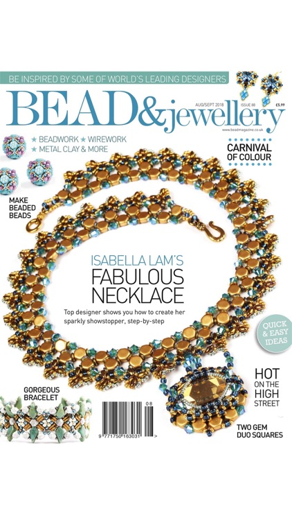 Bead Magazine screenshot-3