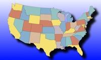 United States Map Quiz: US Geo