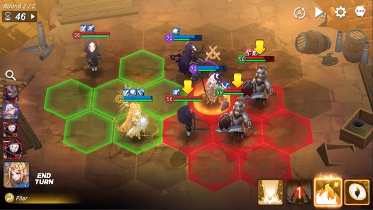 Kingdom of Heroes:Tactics War screenshot-6