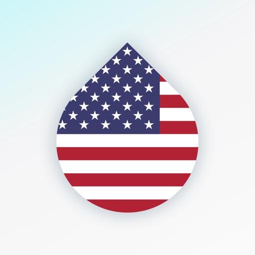 Learn American English -Drops