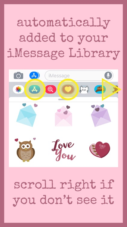 LoveMoji Animated Stickers screenshot-4