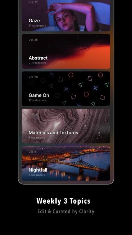 Clarity Wallpaper screenshot-3