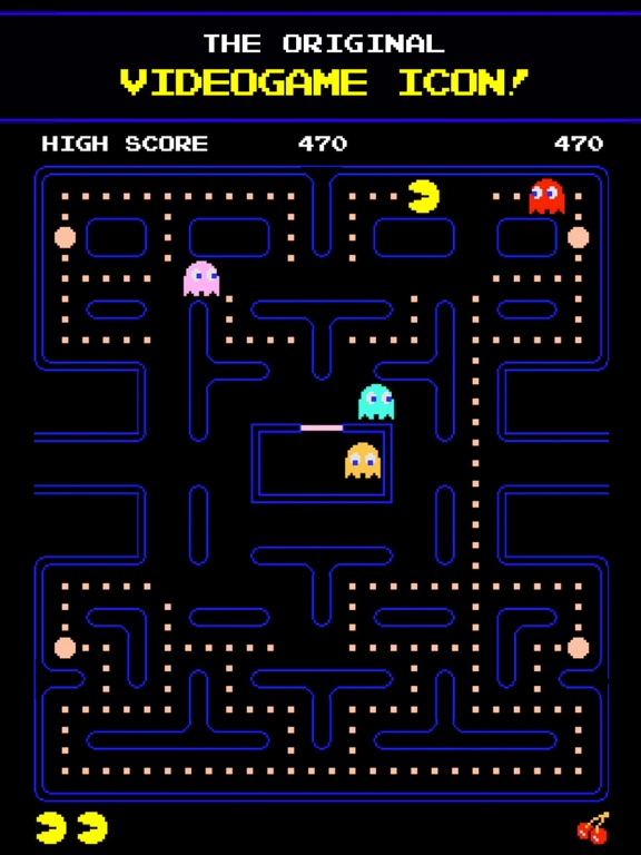 PAC-MAN Screenshots