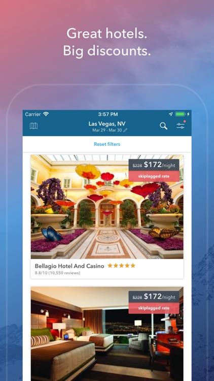 Skiplagged — Flights & Hotels screenshot-4
