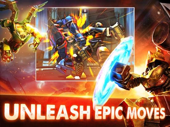 Ultimate Robot Fighting screenshot