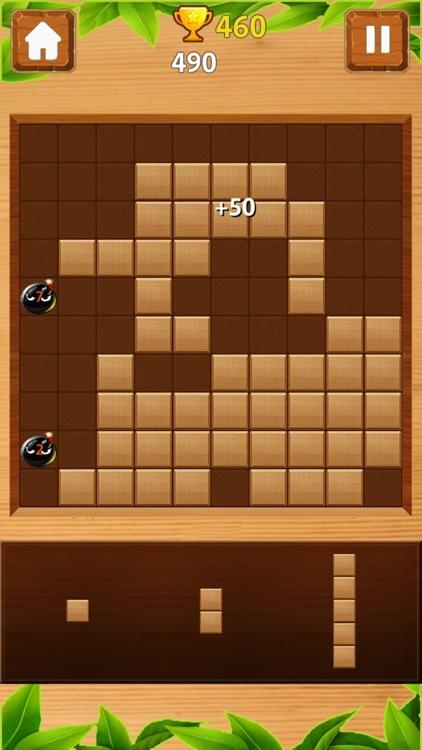 Wood Block Puzzle: Legend screenshot-6