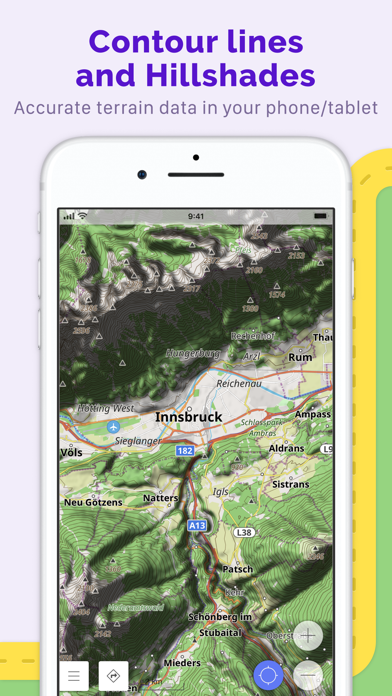 OsmAnd Maps Travel & Navigate Screenshot
