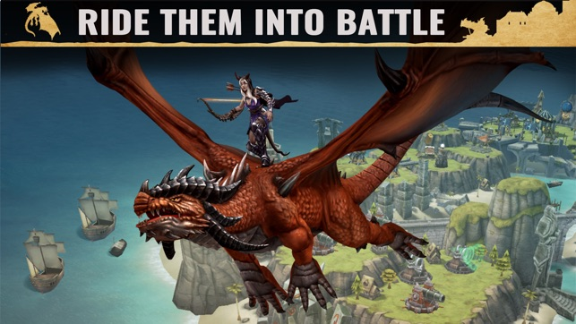 War Dragons On The App Store