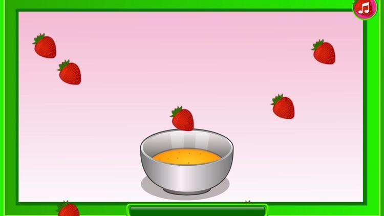 Cooking strawberry short cake screenshot-5