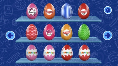 Screenshot for 35 Surprise Eggs in United States App Store