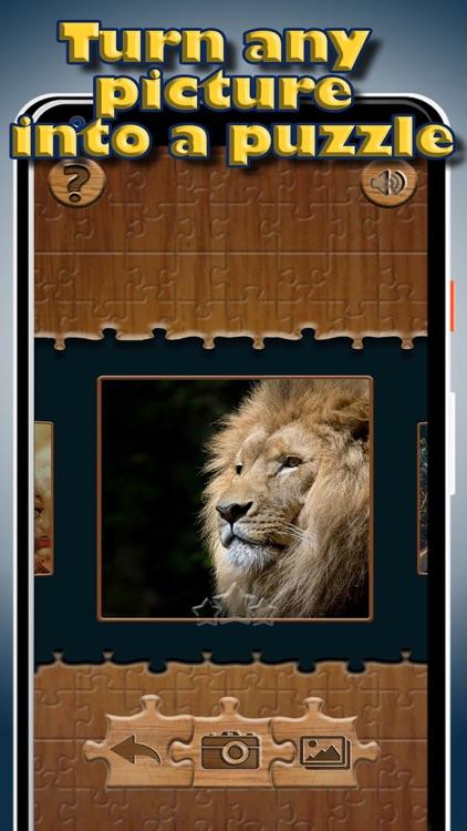 Jigsaw Puzzle: Photo Art screenshot-6