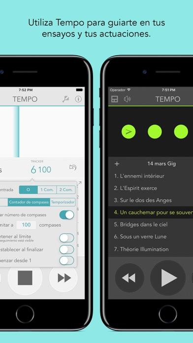 download Tempo Metrónomo con repertorio apps 1