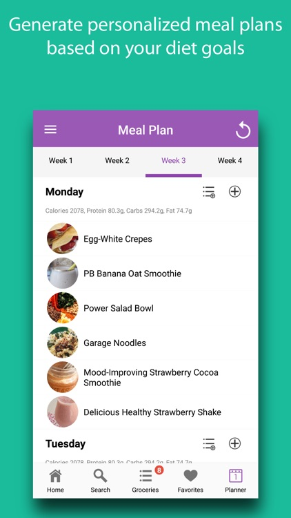 Clean-Eating Recipes screenshot-5
