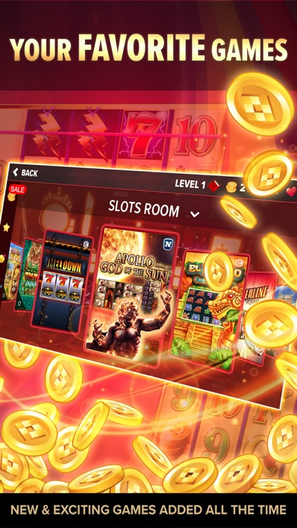 Seminole Social Casino screenshot-3