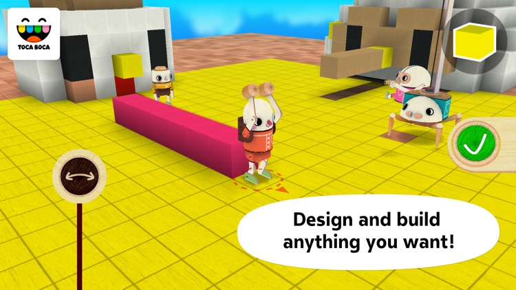 Toca Builders screenshot-0